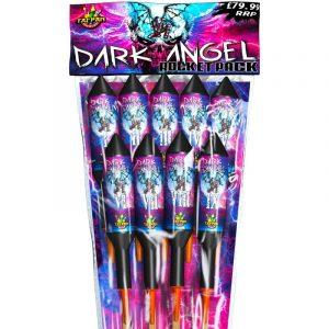 Dark Angel Rockets | New Years Fireworks