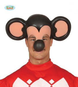 Mouse Half Face Mask   Chinese New Year 2020