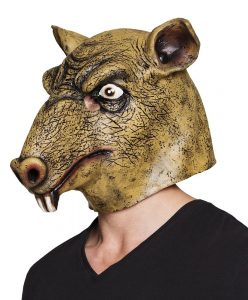 Rat Latex Mask | Chinese New Year 2020