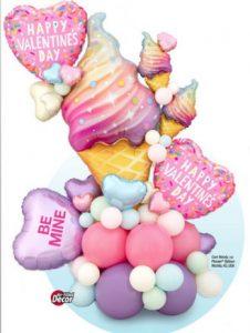 Sweetie Balloon Display | Valentines 2020