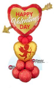 Cupid Balloon Display | Valentines Day