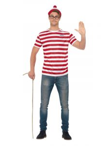 Where's Wally Costume | Teachers 2020