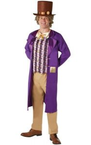 Willy Wonka Costume | Teachers 2020