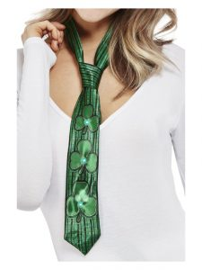 Shamrock Tie | St Patrick's Day