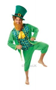 Leprechaun Costume | St Paddy's Day