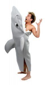 Shark Costume | Virus