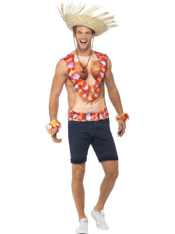 Hawaiian Vest | Summer Fun