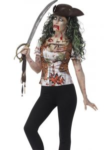 Pirate Wench | Halloween 2020