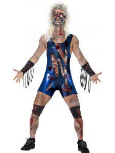 Wrestler Costume | Halloween 2020