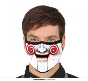 SAW Facemask | Halloween 2020