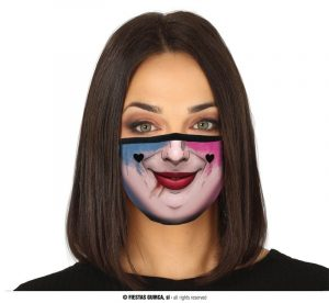 Harley Face Mask | Halloween 2020