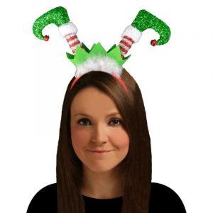 Sparkly Elf Legs | Christmas