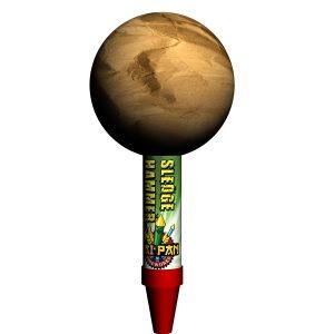 Sledge Hammer New Years Eve Single Rocket