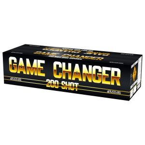Game Changer 200 shot New Years Eve Firework