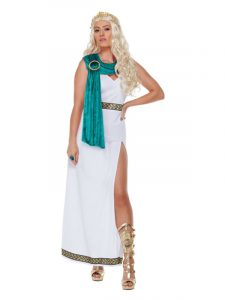 Ladies Roman Greek Costume