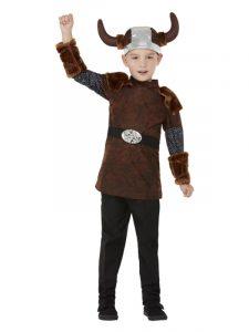 Boys Viking Costume Lockdown Fun