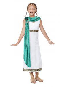 Girls Greek Roman Costume