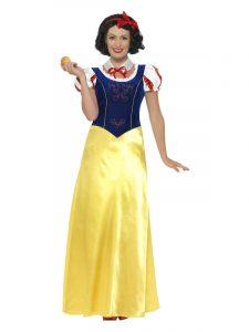 Ladies Snow white world book day costume