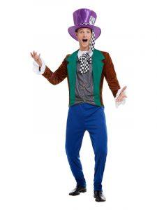 Mens Mad Hatter Costume