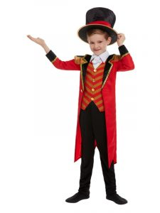 Boys Ringmaster costume.