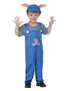 Three Little Pigs World Book Day Toddler Costume.