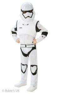 Kids Deluxe Trooper Costume.
