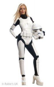 Ladies Star Wars Storm Trooper