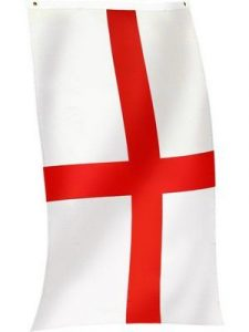 St george flag 5x3