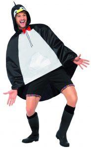 Penguin Party Poncho