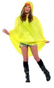 Duck Rainy Days Poncho