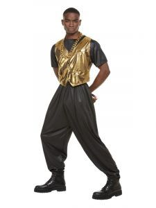 Hammer Time Costume. Freedom
