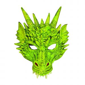 Festivals are back dragon mask